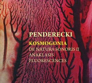 KRZYSZTOF PENDERECKI Kosmogonia - Lo res album cover for web