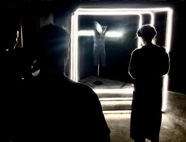 Theta Death Opening Night at Macie Gransion NYC 9.7.17.
