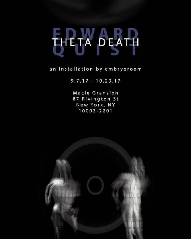 Theta Death posterjpg