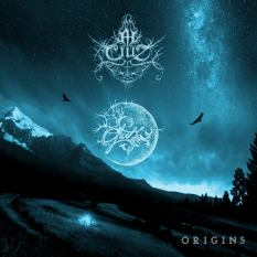 Ah Ciliz ! Chiral - Origins split album cover