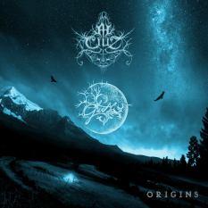 Ah Ciliz ! Chiral - Origins split album cover