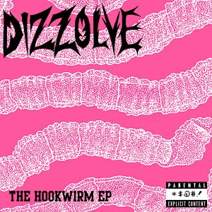 The Hookwirm EP Front Cover