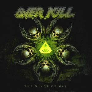 overkill - the wings of war - artwork